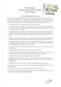 Statuto CNIII